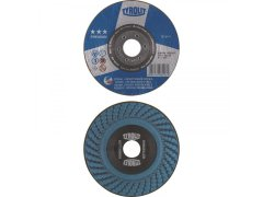 TYROLIT Rondeller Premium*** 125 mm zrno 36 pro kov DÍLNA - Nářadí, ruční nářadí, elektrické pomůcky, ochranné pomůcky - Broušení a řezání - Brusné a řezací příslušenství