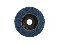Kotouč s brusnými lamelami TYROLIT zirkon korund 178 mm zrno 60 DÍLNA - Nářadí, ruční nářadí, elektrické pomůcky, ochranné pomůcky - Broušení a řezání - Brusné a řezací příslušenství