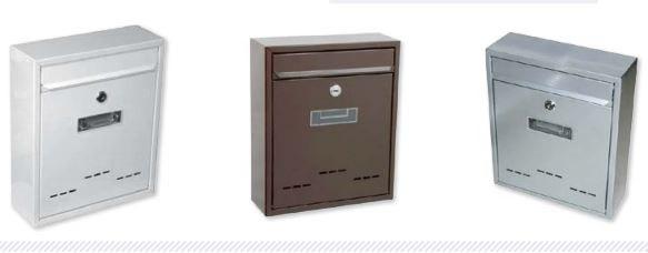Poštovní schránka Radim M - Poštovní schránky