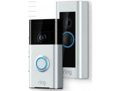 Video zvonek Ring ELEKTRO - Alarmy, kamery, zabezpečovací systémy