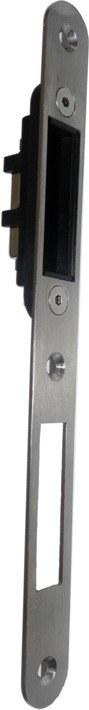Protiplech k magnetickým zámkům K 340 - dlouhý - Magnetické zadlabávací zámky