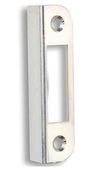 Zapadací plech úhlový 24050 - Protiplechy k zadlabávacím zámkům