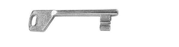 Klíč pro zámky P 220, K 051 - Dozické a Tvarové klíče