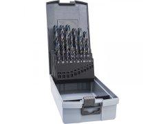 ALPEN 25dílná sada vrtáků Sprint Master HSS ø1.0 - 13.0 mm DÍLNA - Nářadí, ruční nářadí, elektrické pomůcky, ochranné pomůcky - Vrtání - Sady spirálových vrtáků na kov