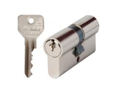 Cylindrická vložka CISA C2000 3 klíče Dveře - Cylindrické vložky - Cylindrické vložky oboustranné - Bezpečnostní třída 3