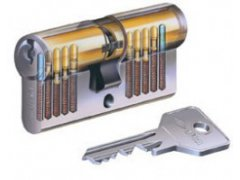 Cylindrická vložka CISA C2000 30+35 3 klíče DVEŘE - Cylindrické vložky - Cylindrické vložky oboustranné - Cyl. vložky do 500,-