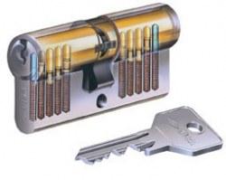 Cylindrická vložka CISA C2000 30+35 3 klíče - Cyl. vložky do 500,-