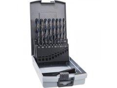 ALPEN 19dílná sada vrtáků Sprint Master HSS ø1.0 - 10.0 mm DÍLNA - Nářadí, ruční nářadí, elektrické pomůcky, ochranné pomůcky - Vrtání - Sady spirálových vrtáků na kov