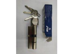 Knoflíková Vložka Star 70S 3kl DVEŘE - Cylindrické vložky - Cylindrické vložky knoflíkové - Do 400,-