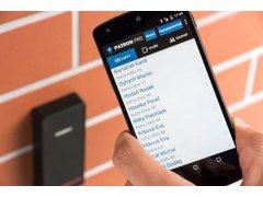 čtečka Čipů s řídicí jednotkou IMA mobile DVEŘE - Samozamykací zámky - Samozamykací zámky doplňky - Čtečky