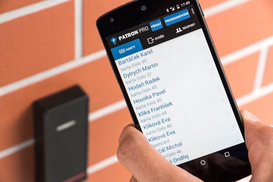 čtečka Čipů s řídicí jednotkou IMA mobile - Čtečky