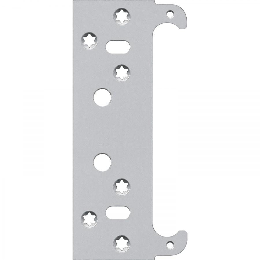 Upevň. destička pro oblož. zárubeň pro TECTUS TE 240 3D N, ocel pozink - Simonswerk Tectus