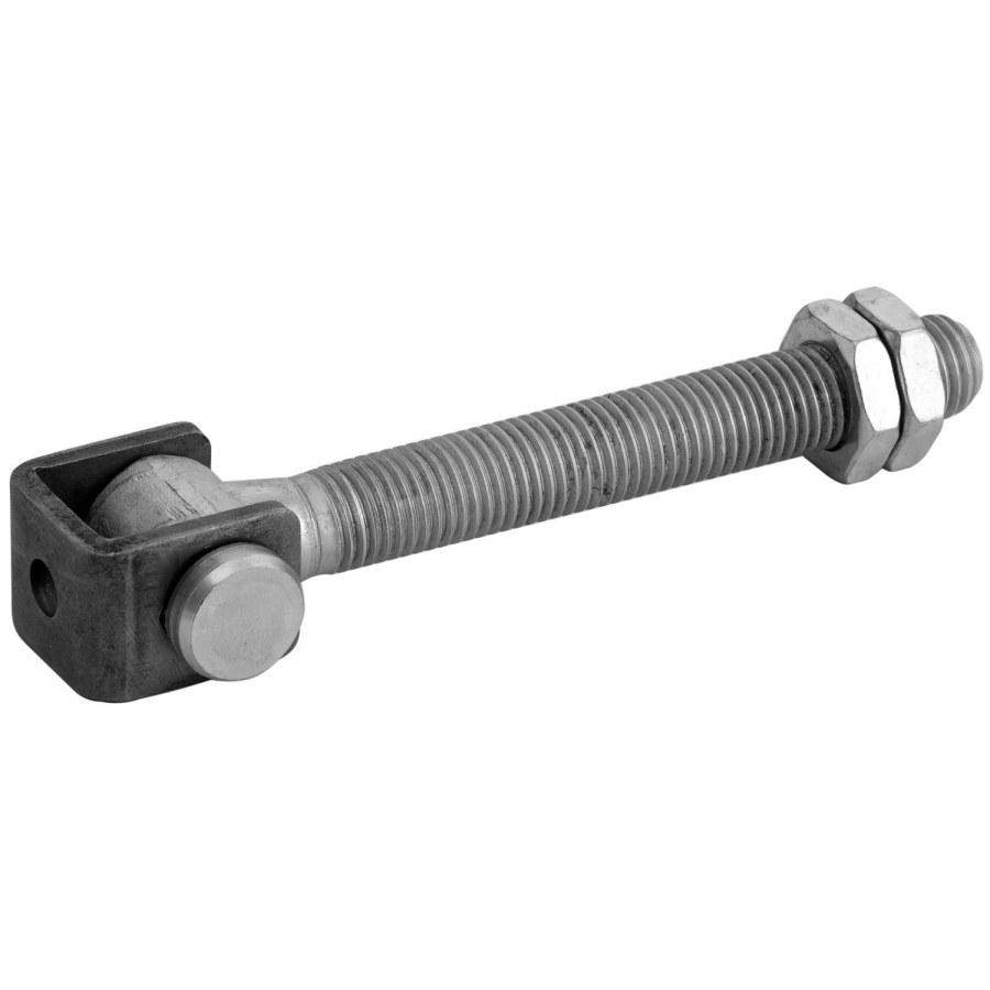Navařovací vratový závěs dlouhý M12 - Závěsy pro ocelové profily