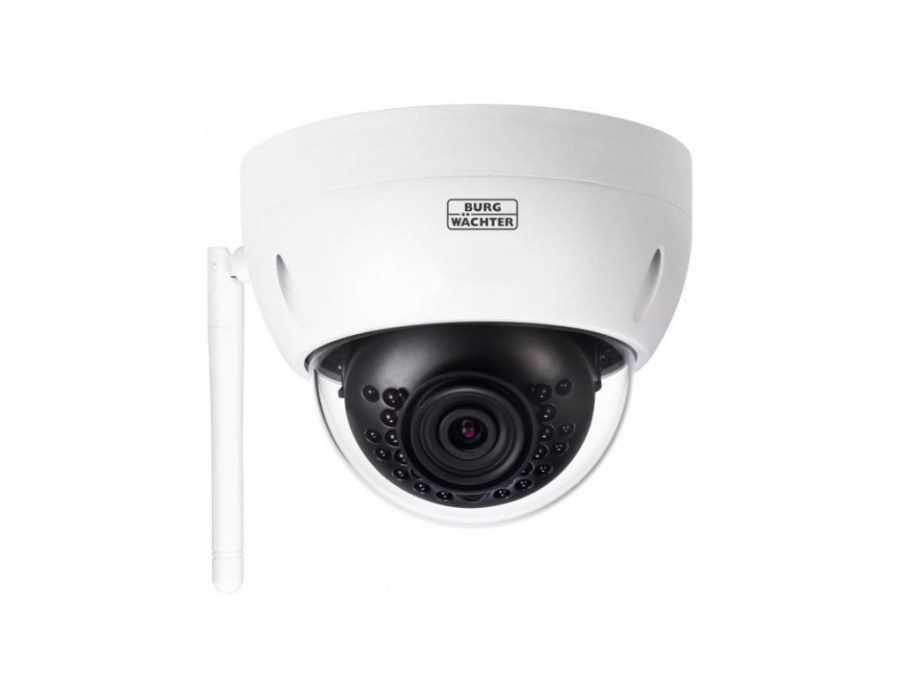 BURGcam DOME 303 - BURG-WÄCHTER - Alarmy, kamery, zabezpečovací systémy