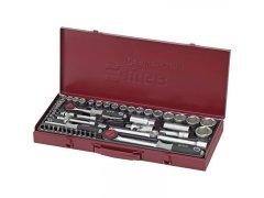 """Sada nástrčných klíčů 1/4"""" a 1/2"""" č. 3920 56-dílná DÍLNA - Nářadí, ruční nářadí, elektrické pomůcky, ochranné pomůcky - Klíče a nástrčkové klíče, Gola sady"""