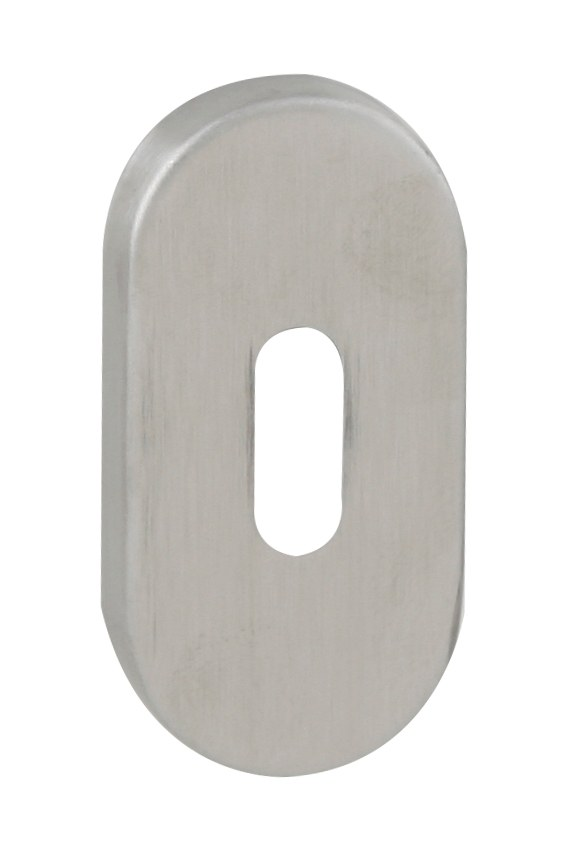 FT - rozeta ovál - BB - 60x30 mm,pár - Nikl broušený