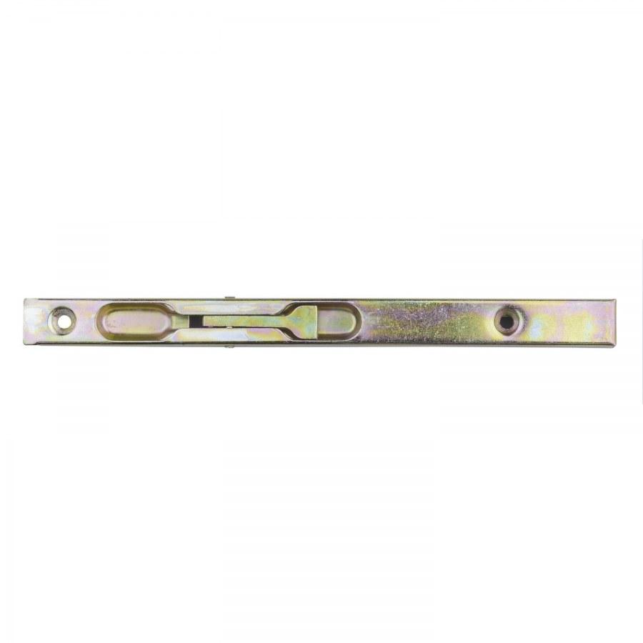 Dveřní zástrč Otlav s překlápěcí páčkou Typ 260, 200 mm, ocel žlutý pozink - Zástrče k zadlabání - Otlav