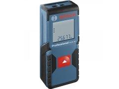 BOSCH laserový měřič vzdálenosti GLM 30 IP54 0,15 - 30 m DÍLNA - Nářadí, ruční nářadí, elektrické pomůcky, ochranné pomůcky - Laserové měřící přístroje