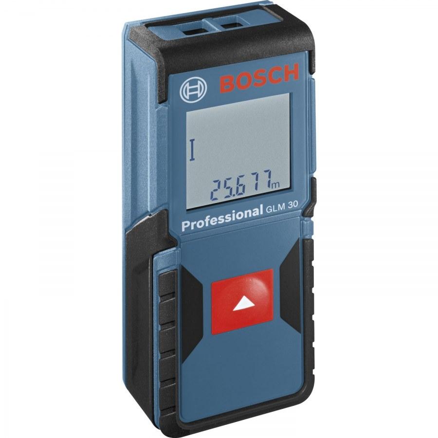 BOSCH laserový měřič vzdálenosti GLM 30 IP54 0,15 - 30 m - Laserové měřící přístroje