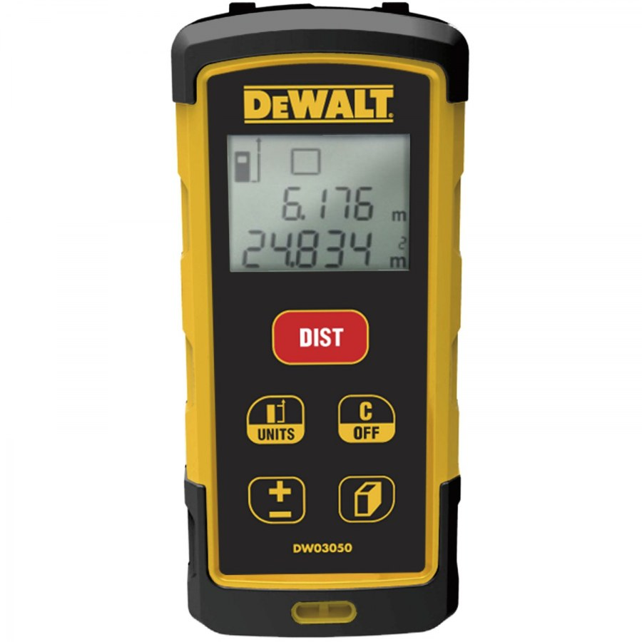 DEWALT laserový dálkoměr DW 03050, do 50 m