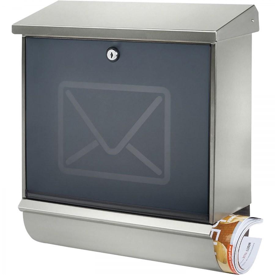 BURG poštovní schránka LUCENTA, nerez - Poštovní schránky