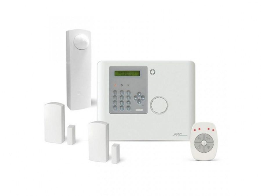 Home Alarm set AMC - Alarmy, kamery, zabezpečovací systémy