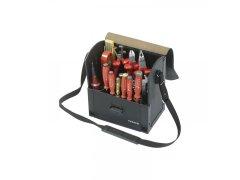 PARAT taška na nářadí Top Line dělená s popruhem 220 x 140 x 250 mm DÍLNA - Kufry a pořadače na nářadí