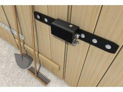 Uzamykatelný mechanismus X safety BOX I ŽELEZÁŘSTVÍ - Petlice, dveřní zástrče - Do 1600,- kč