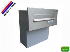 F-04 Dols Nerez ŽELEZÁŘSTVÍ - Poštovní schránky, Schránky na klíče, Depozity