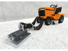 X safety BOX IV + 3m řetěz prům. 13 mm kalený MOTO A CYKLO - Motozámky - Do 2000,- kč