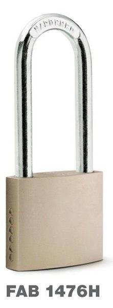 Visací zámek 1476 PH sghk - Systém Generálního klíče Fab 300