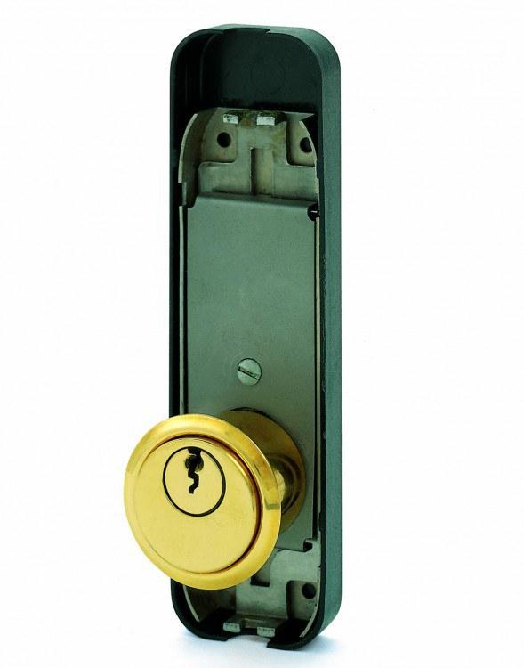 Nábytkový zámek 3001 3kl rozvorový - Systém Generálního klíče Fab 300