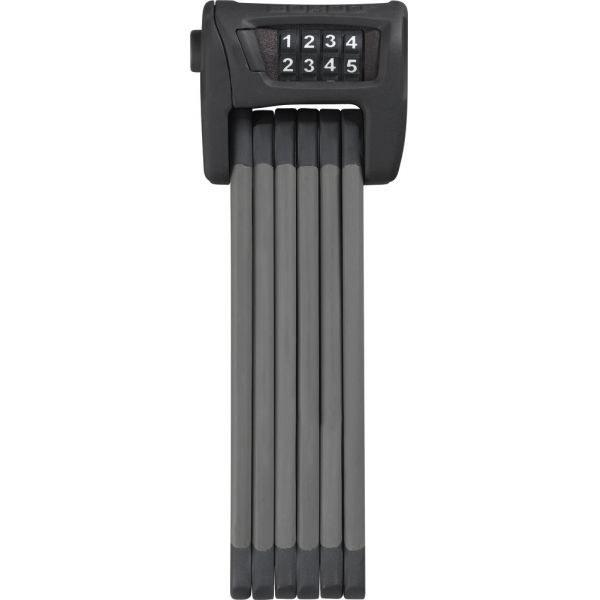 ABUS Bordo Combo 6100/75 černý zámek na kolo - Nad 1600,- kč