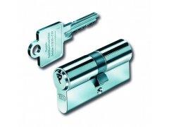 Vložka BKS 3700 30/35 5kl - prostupová spojka DVEŘE - Cylindrické vložky - Cylindrické vložky oboustranné - Cyl. vložky do 1000,-